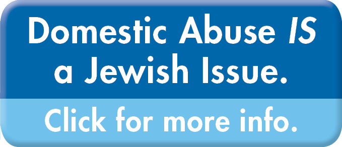 Domestic Abuse is a Jewish Issue