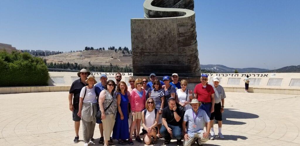 9/11 Memorial Israel