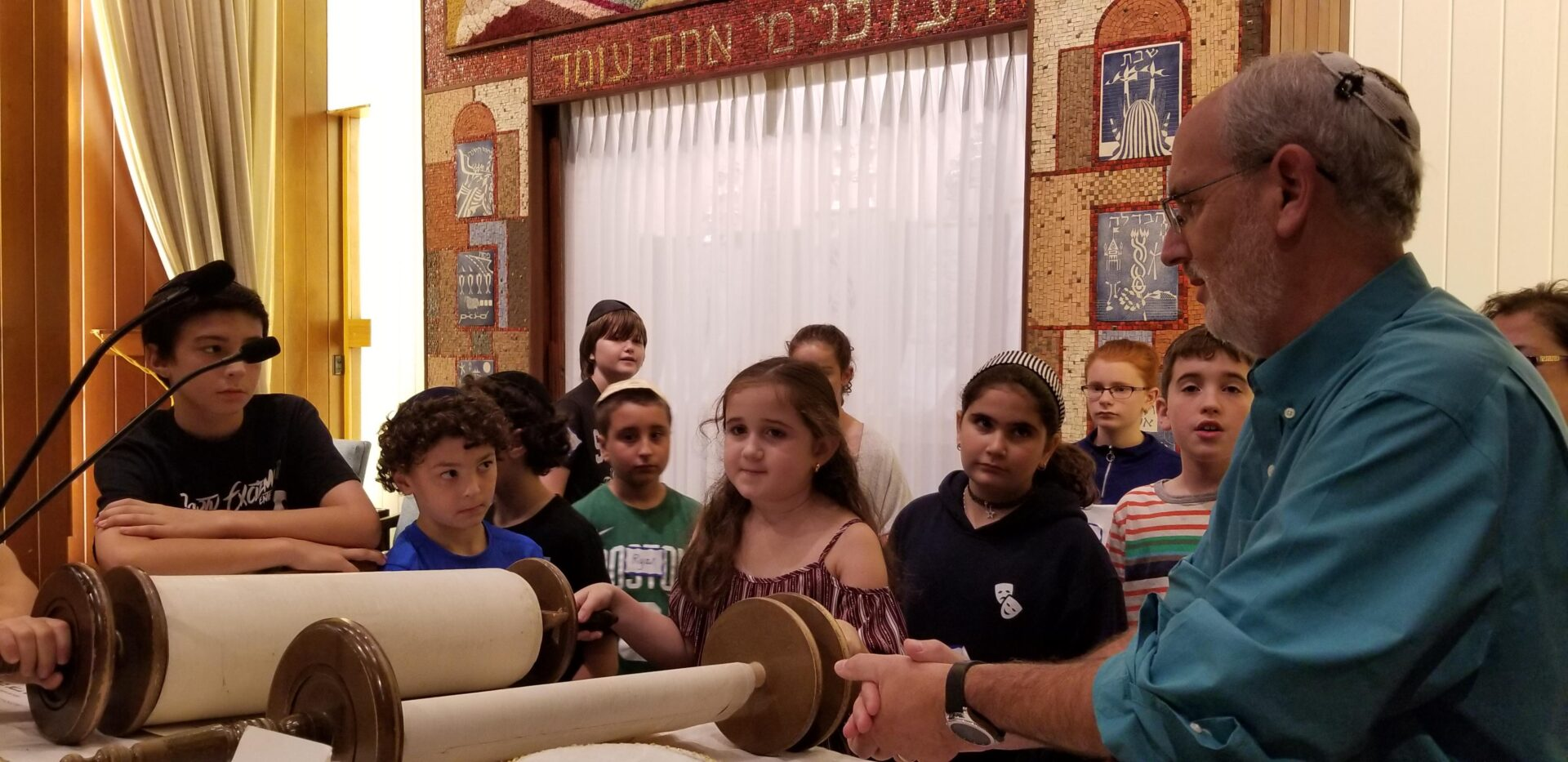 Teaching Torah to ALL of our students 2