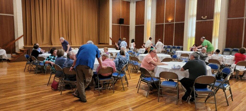 BBQ Kabbalat Shabbat 7/16/21